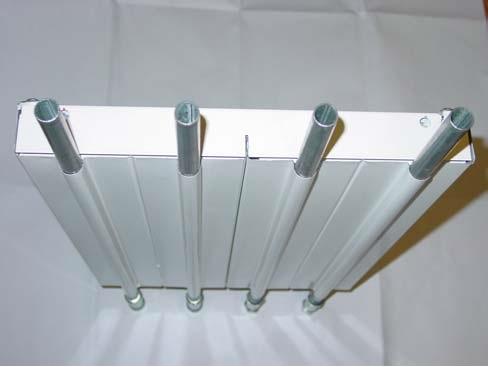 Внешний вид панели лучистого отопления